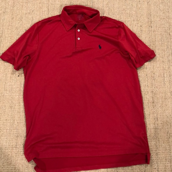 Polo by Ralph Lauren Other - Polo RL Performance polo in Red L